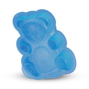 Forma Urso em Silicone