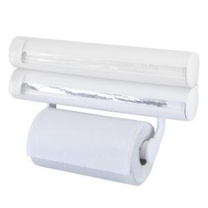 Dispenser – Porta Papel Toalha, Papel Alumínio e Plástico Filme PVC