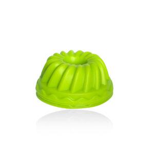 Mini Formas Twirl em Silicone com 12 Unidades – Cores Sortidas