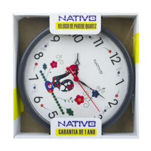 Relógio de Parede Galo 24,5cm