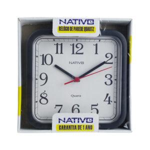 Relógio de Parede 23x23cm