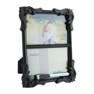 Porta Retrato com Quadro de Recados e Caneta – 10x15cm