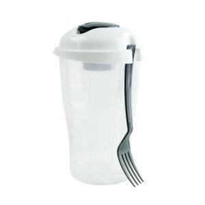 Copo para Salada 300ml com 3 Peças