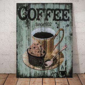 quadro cafe2- parede